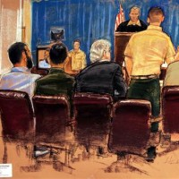 Defense lawyer wants Guantanamo trial halted