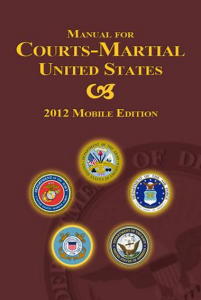 Manual for courts martial searches and