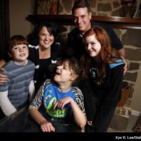 Keller family battles Tricare, a military health care provider, for disabled daughter's horse therapy
