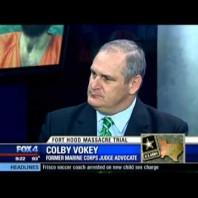 Colby Vokey speaks on Fort Hood Massacre Trial